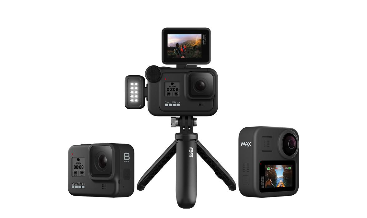 GoPro Hero 8 Black et Max : le retour de la reine des action-cams