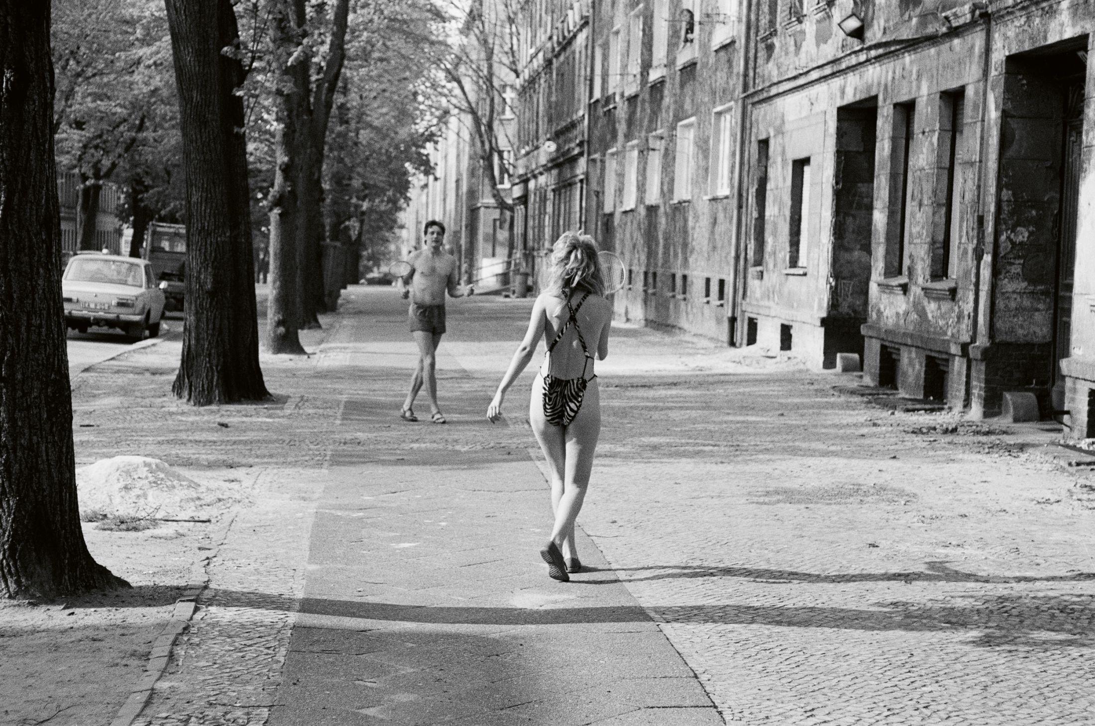 Berlin avant et après la chute du mur par Nelly Rau-Häring