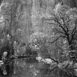 Ansel-Adams-Merced-River-Cliffs-of-Cathedral-Rocks
