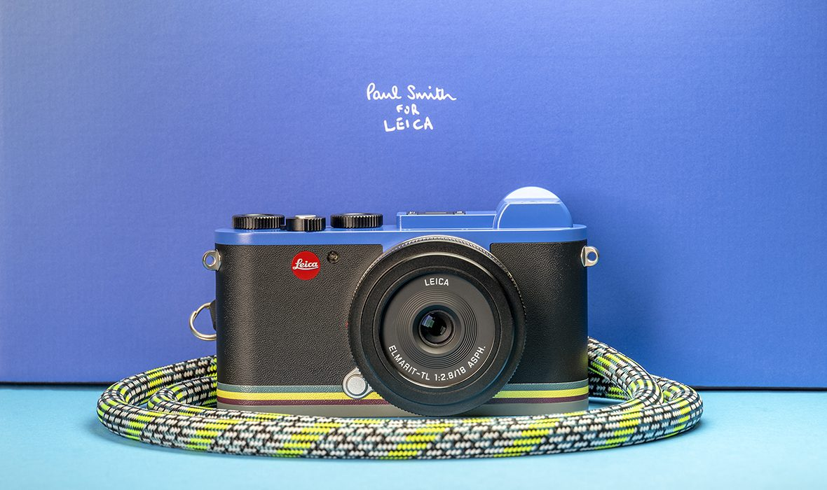 LEICA CL PAUL SMITH
