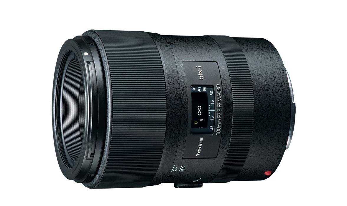 Tokina ATX-i 100 mm f/2,8 1:1 : De la macro en monture Canon EF et Nikon F