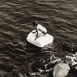 boy-on-raft