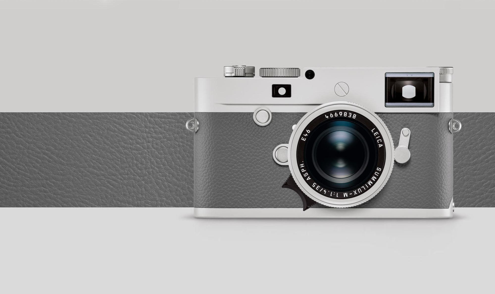 Leica M10-P Ghost : une édition limitée à 250 exemplaires