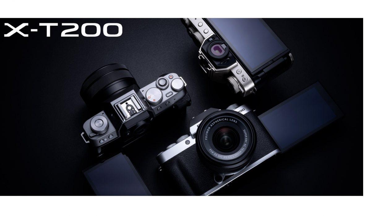 Fujifilm-X-T200