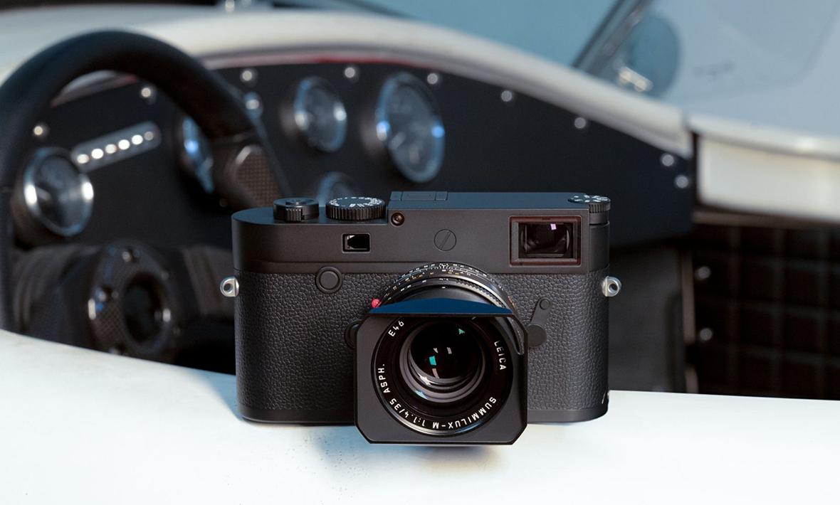 Leica M10 Monochrom : pour la pureté du noir et blanc
