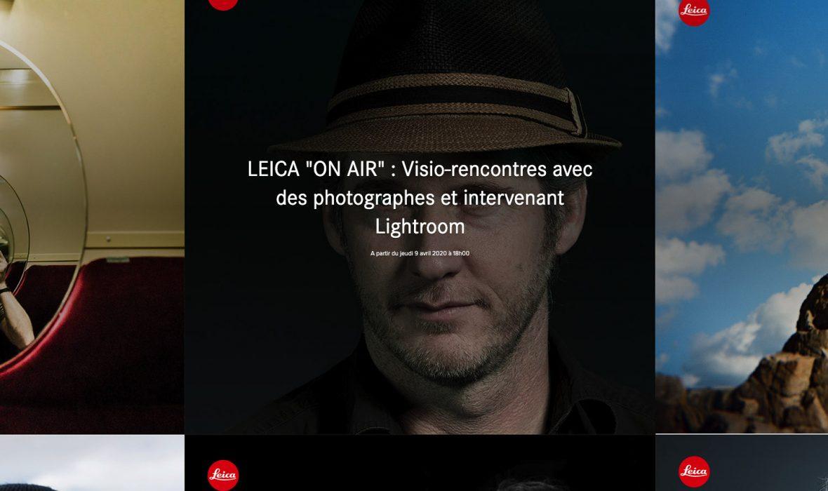 Leica-on-air
