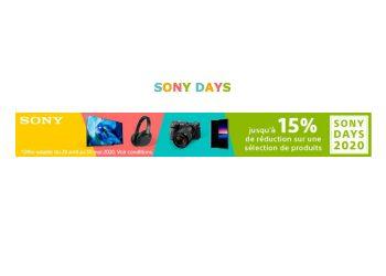Sony-days