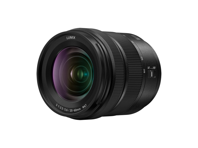 Lumix S 20-60 mm f/3,5-5,6, un zoom grand angle polyvalent | Lense