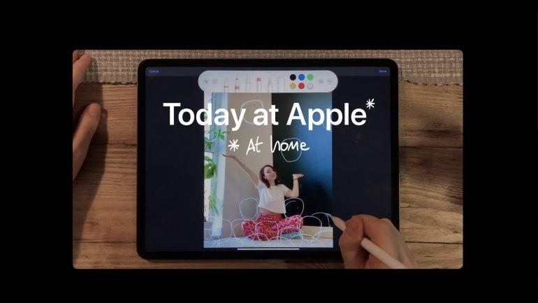 Today at Apple @ Home : profitez des conseils de Creatives des Apple Store | Lense