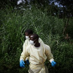 Ebola Crisis in North Kivu.