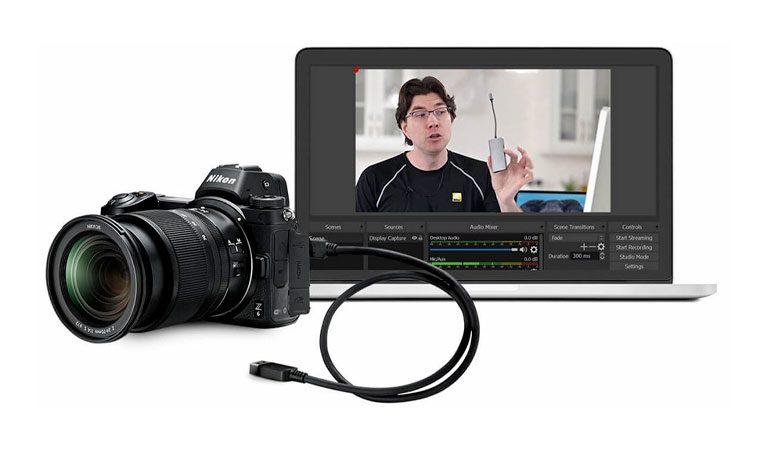 Nikon-webcam-utility