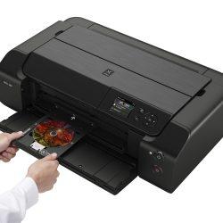PIXMA PRO-200 SIS Disc Print LIFESTYLE