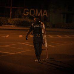 Guerchom Ndebo - Goma Curfew