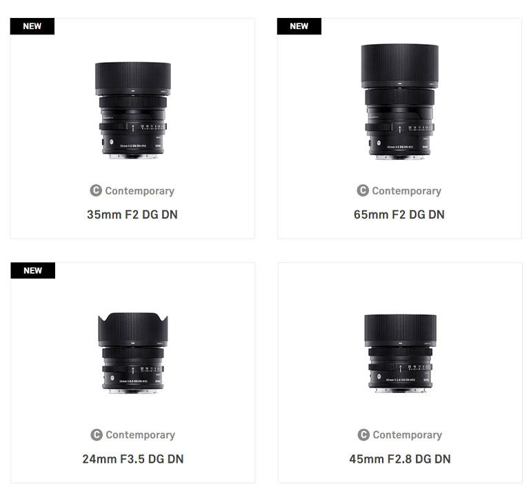 [Topic Unique] ★ Objectifs L pour boitiers Panasonic, Sigma & Leica ★  Sigma-65-mm-L-series-10