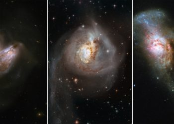 Look-at-These-Incredible-Photos-of-Galaxies-Colliding-800x420