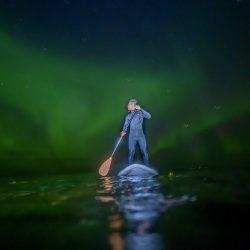 NORWAY-ARCTIC-SURFING