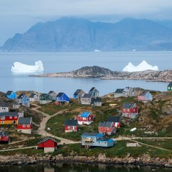 GREENLAND-DENMARK-ENVIRONMENT-CLIMATE-LIFESTYLE