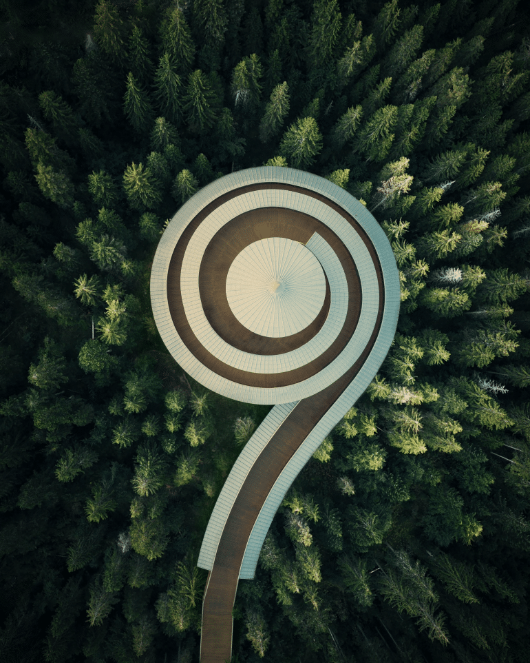 SkyPixel 6th Anniversary Contest-Photo Group-First Prize-Architecture-Number 9