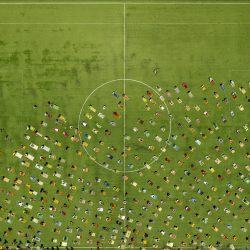 SkyPixel 6th Anniversary Contest-Photo Group-Third Prize-Environment-Astroturf