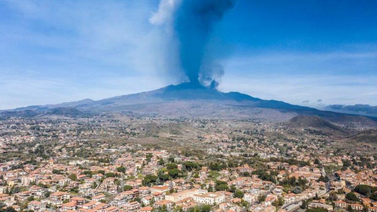 volcan 2 de Getty images