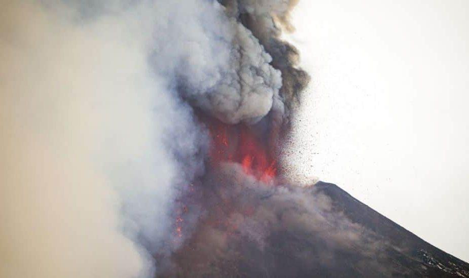 volcan 3 de Getty images