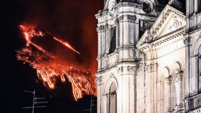volcan 4 de Getty images