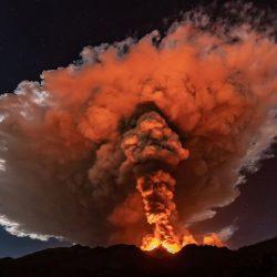 volcan 5 de Getty images
