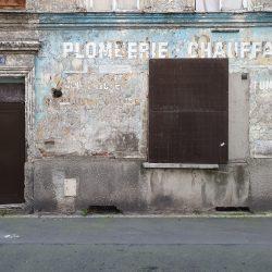 2. Les murs de Garibaldi - Façade Nord
