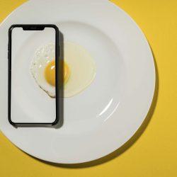 Egg Phone by David Weimann CEWE Photo Award Category winner Cooking & Food