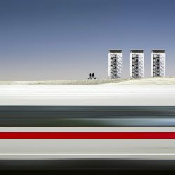 ICE Train by Cor Boers CEWE Photo Award Category winner Architecture & Technology
