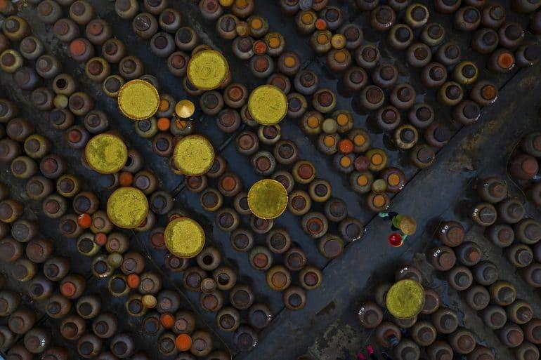 Soy sauce making by Azim Khan Ronnie CEWE Photo Award Category winner Aerial Photos