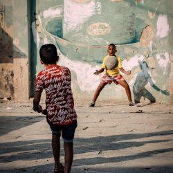 Street Football by Andreas Bauer CEWE Photo Award Category winner Sports