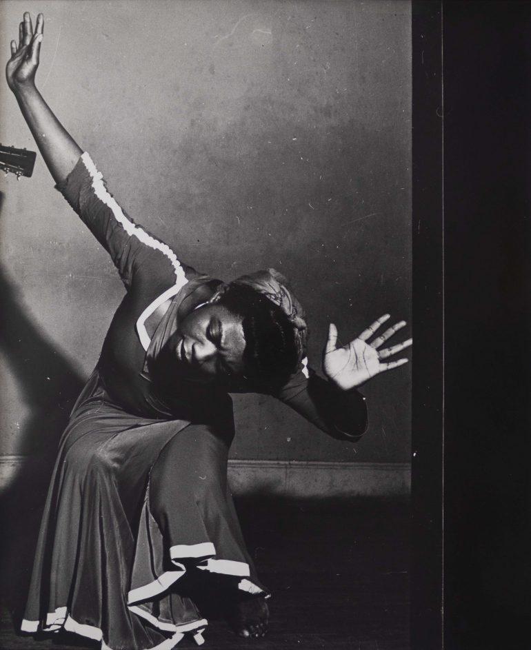 33_Lisette Model, Pearl Primus, New York, 1943