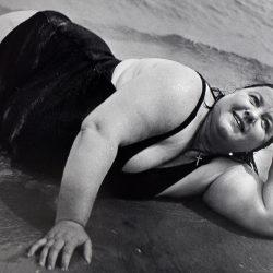 6_Lisette Model, Coney Island Bather (1), New York, c.1939-1941