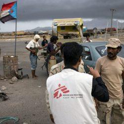 Aden besieged