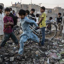 HIV outbreak in Pakistan