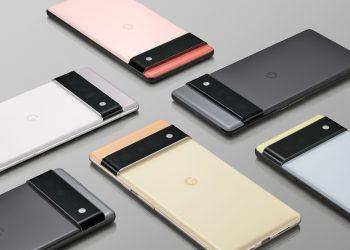 Google Pixel 6 et 6 Pro