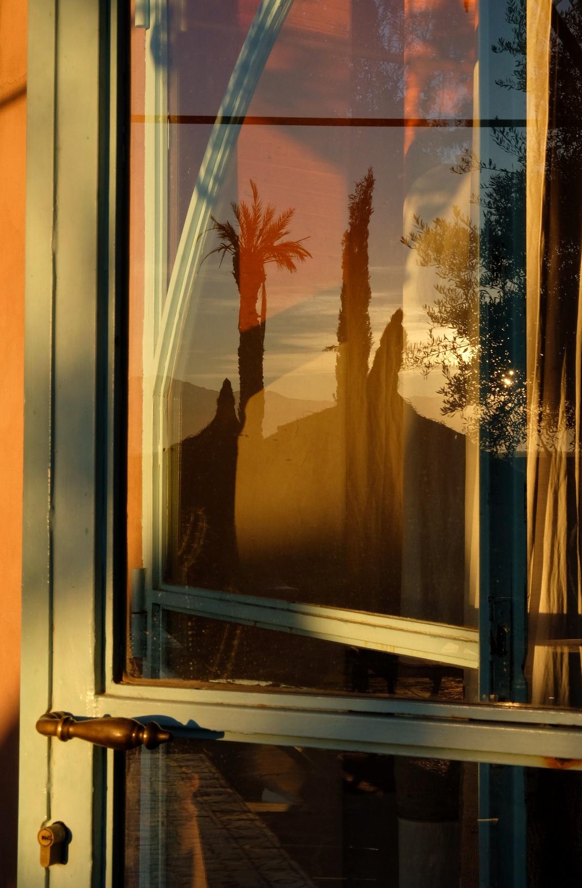 Miroir de vacances