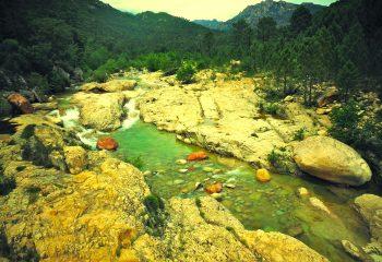Riviere en Corse
