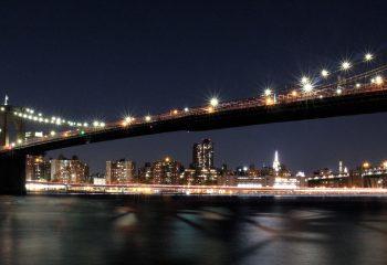 New York's Night