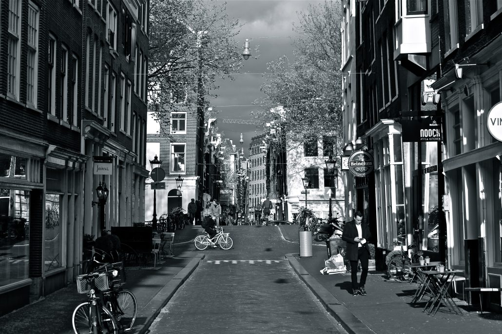 Amsterdam's streets