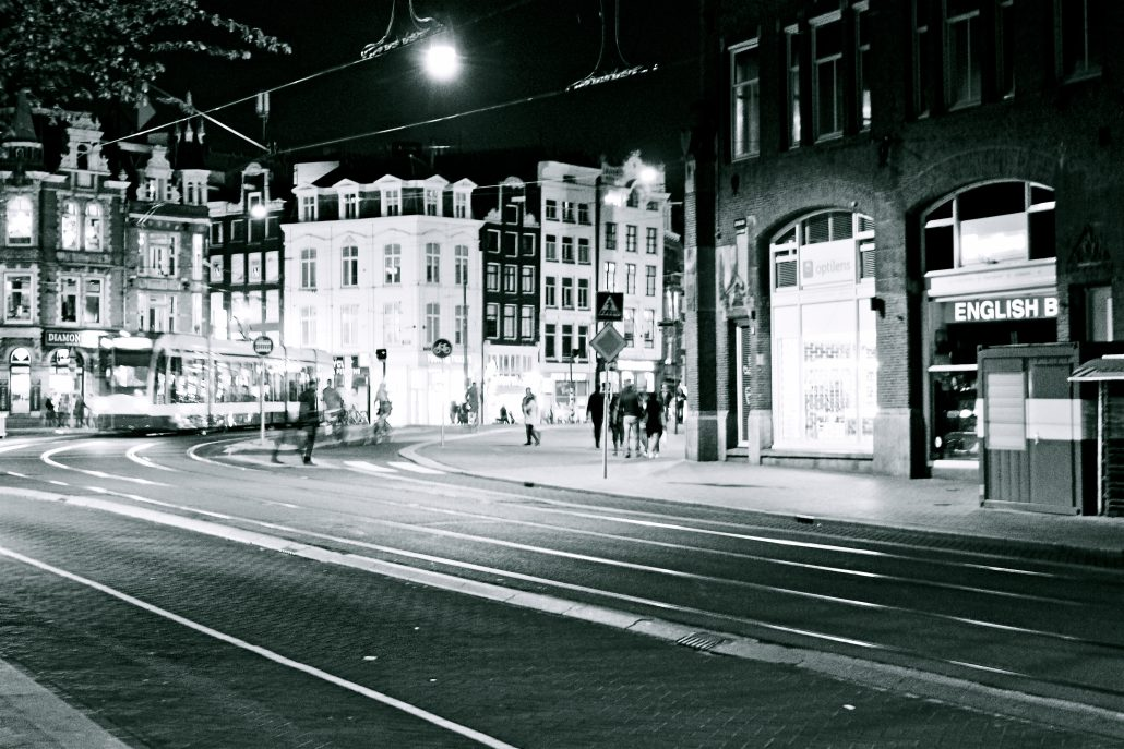 Amsterdam's night II