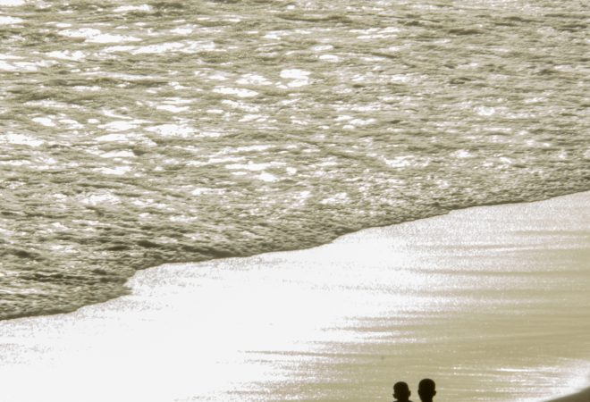 Children of the beach