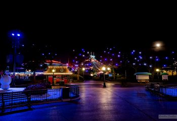 Disneyland Paris - Winter Night