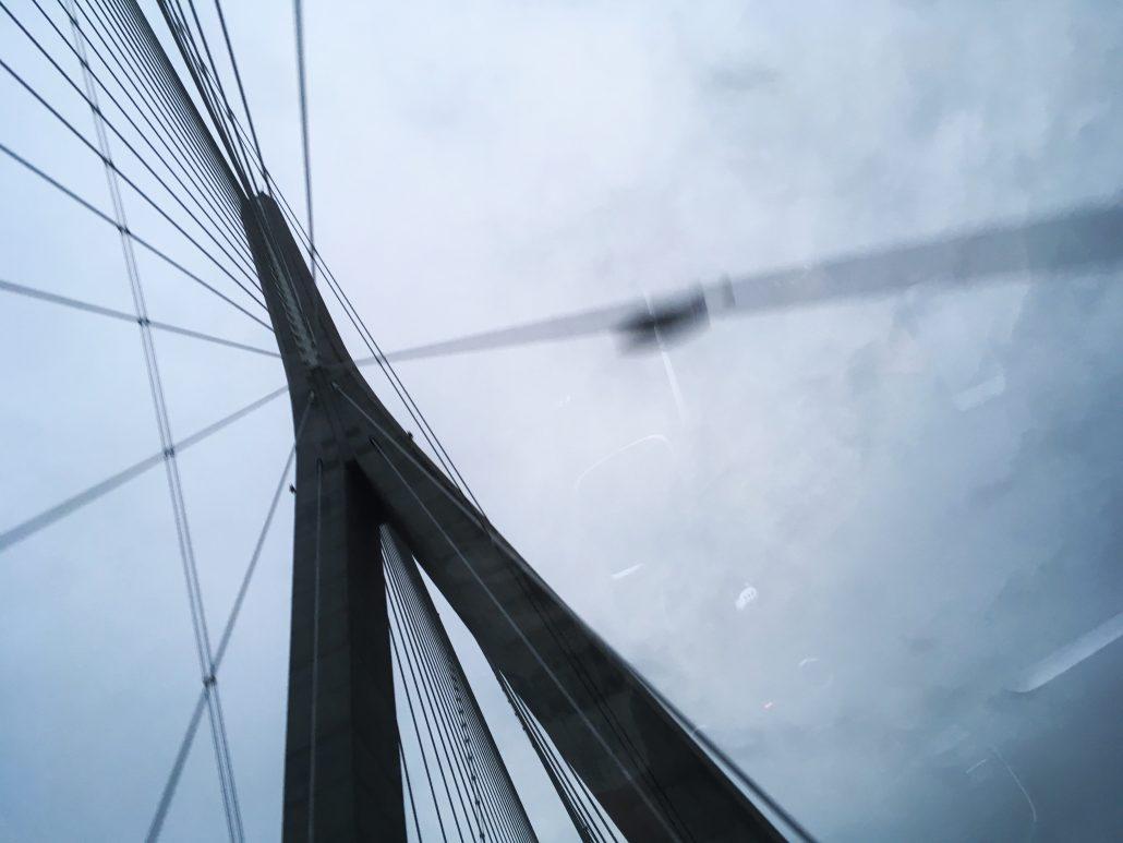 Le grand pont
