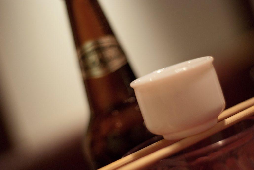 Sake bomb !