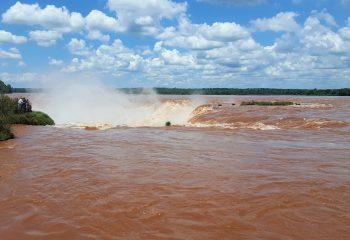Iguazu, end of the world