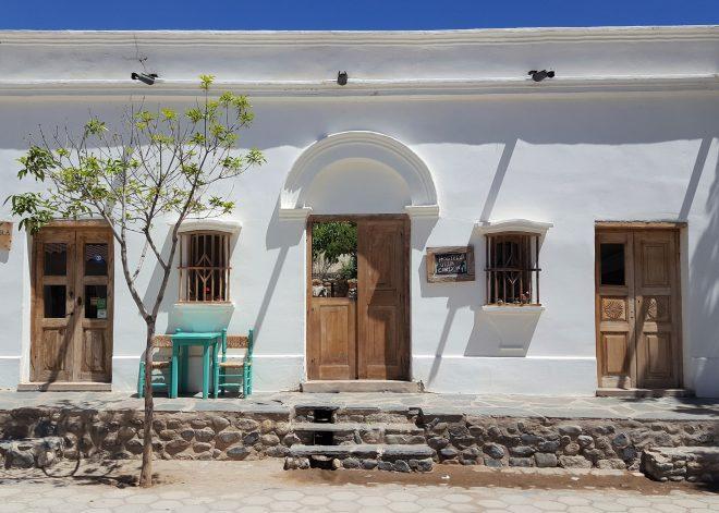 Cachi hostel Villa Cardon