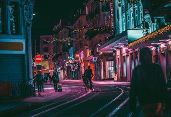 Ralliement la nuit