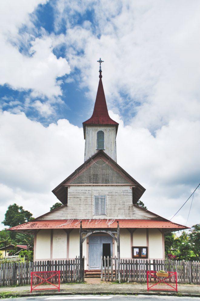 Iracoubo Church